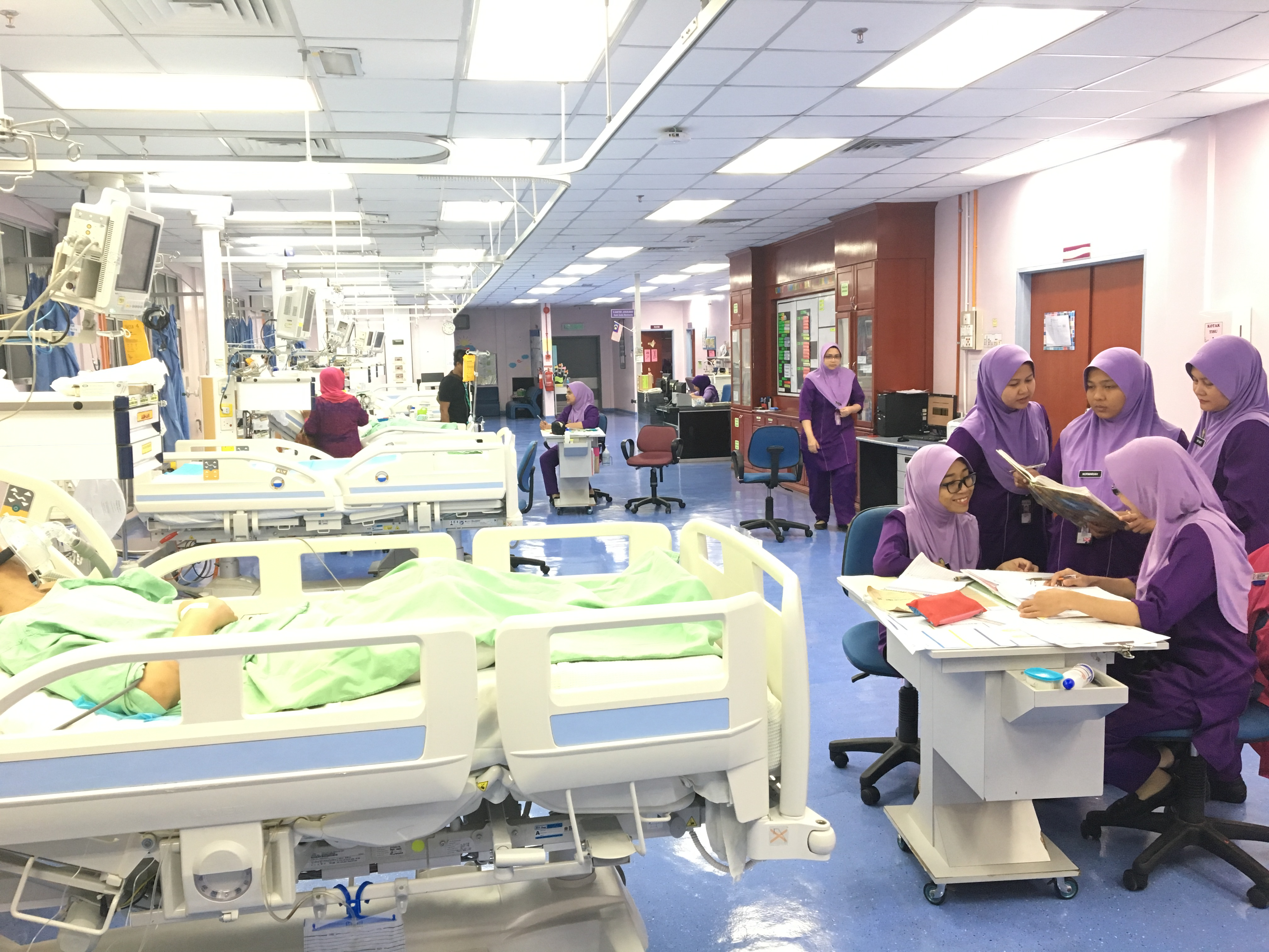 Surgical Intensive Care Unit